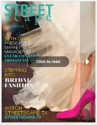 Streetscape Magazine Wedding Spring 2012