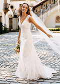 New Wedding Gowns Show Off Latest Trends--Part 1 2