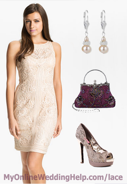 Romantic Ensemble with Signature Bag