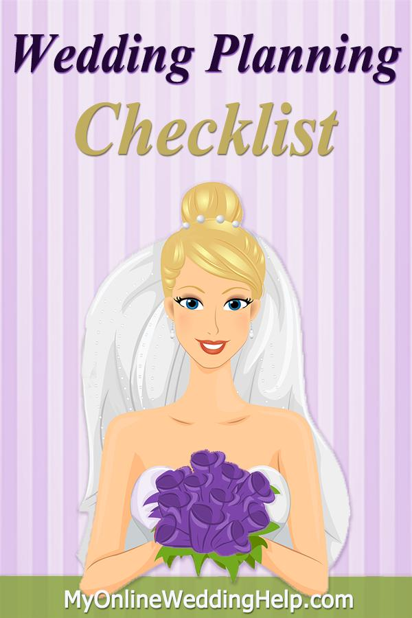 Free, Printable Wedding Planning Checklist & Budget Calculator 1