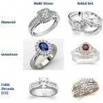 Engagement Ring Inspiration Board #WeddingWednesday 2