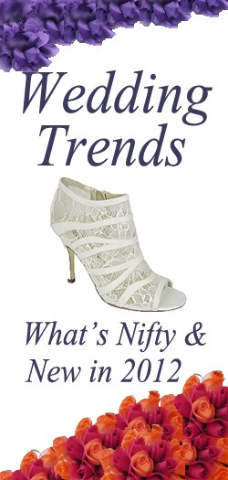 Wedding Trends: Nifty and New in 2012 1