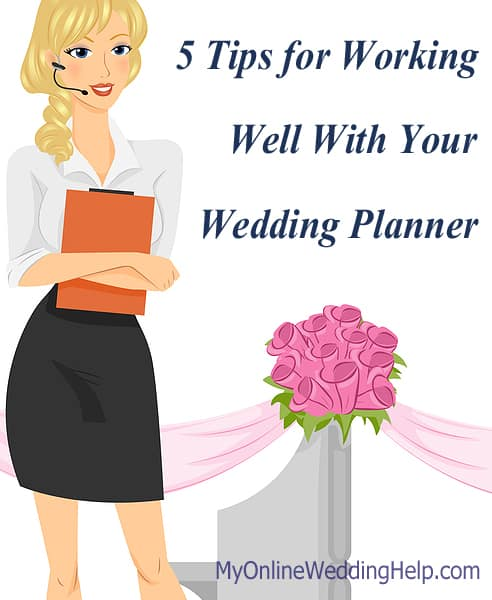 5 Things You Need to Know About Working With a Wedding or Event Planner 1