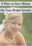 8 Ways to Save on Bridal Jewelry