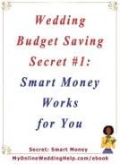Wedding Budget Saving Secret #1: Smart Money Works for You