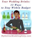 13 Ways to Stay Within Your Wedding Drink Budget