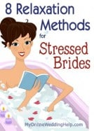 8 Relaxation Methods for Stressed-Out Brides