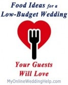 5 Wedding Reception Food Ideas on a Budget Guests Will Love 1