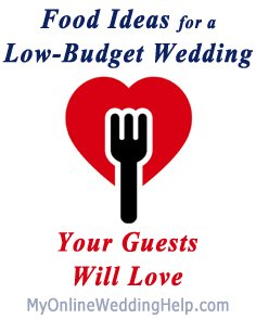 5 Low-Budget Wedding Food Ideas Your Guests Will Love 1
