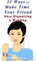 Wedding Tips 21