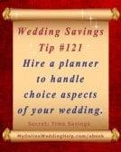 Wedding Tips 19