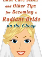 Bridal skin care, stress relief, and health tips. | #MyOnlineWeddingHelp