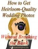 Wedding Tips 14