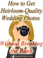 Wedding photography tips: how to get good-quality on a budget without breaking the bank. | #MyOnlineWeddingHelp
