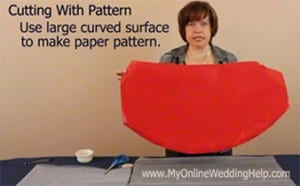 How to Make a Wedding Veil with Comb. 5 Steps! 28