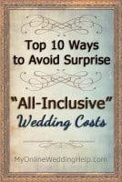 Wedding Tips 11