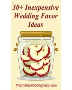 37 Cheap and Unique Wedding Favor Ideas for Guests 2