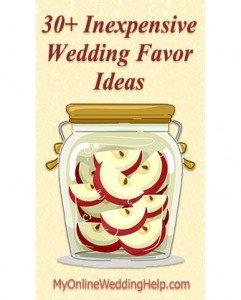37 Non-Traditional Wedding Favor Ideas You'll Adore 2
